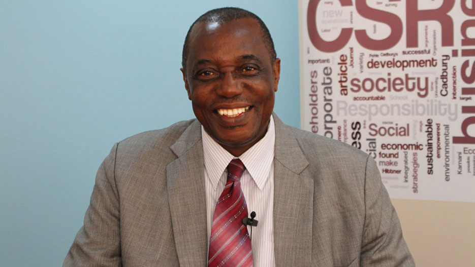 Peter Chisawillo, President of Tanzania Chamber of Commerce, Industry and Agriculture (TCCIA)