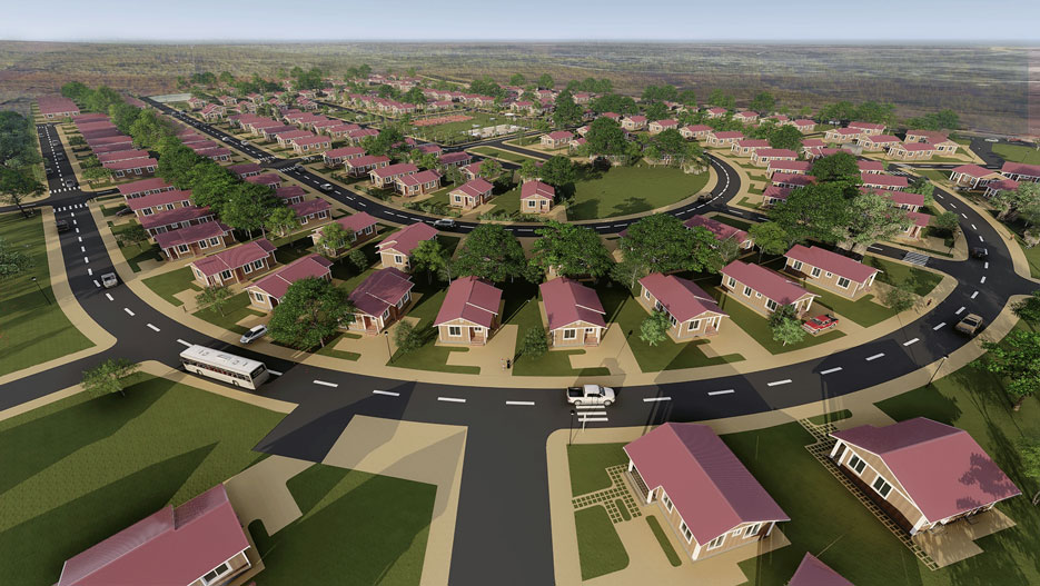 The National Housing Corporation (NHC) of Tanzania