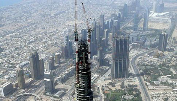 Strong demand pushes prices and rents up in Dubai