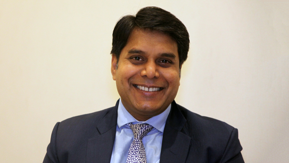 Sanjeev Tiwari, Managing Director of Hilton Garden Inn
